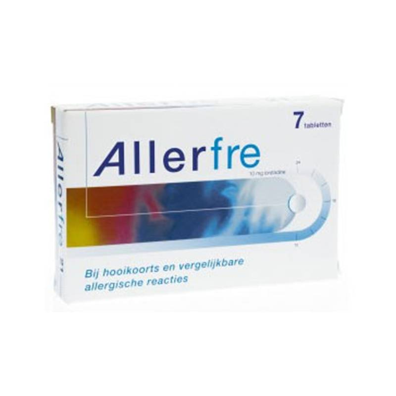 Allerfre Allerfre 10mg