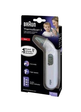 Braun Braun Oorthermometer IRT3030