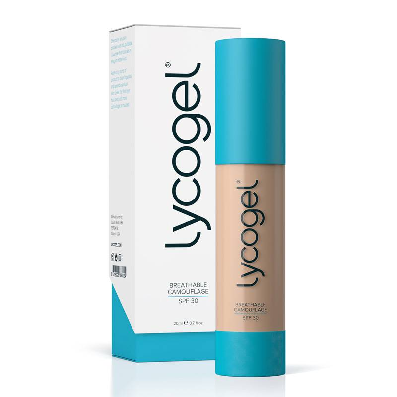 Image of Lycogel Breathable Camouflage - 20 ml