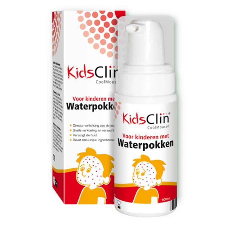 KidsClin KidsClin CoolMousse 100ml