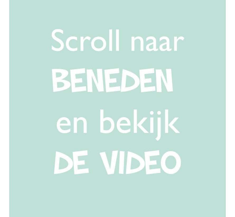 Poster: Verlaten Amsterdam CS