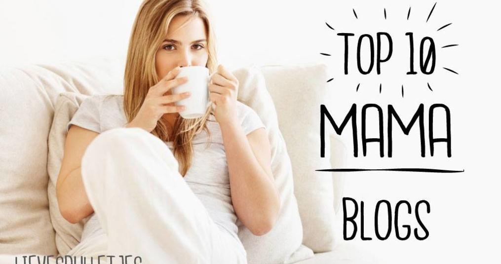 Top 10 mamablogs van Lievespulletjes