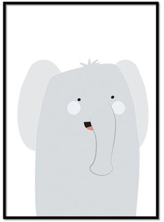 Lievespulletjes Poster olifantje