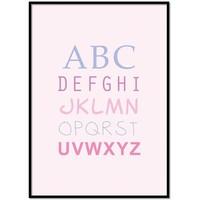 thumb-ABC poster - roze-1