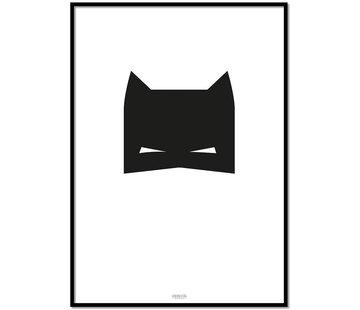 Lievespulletjes Poster kinderkamer: superheld jongen