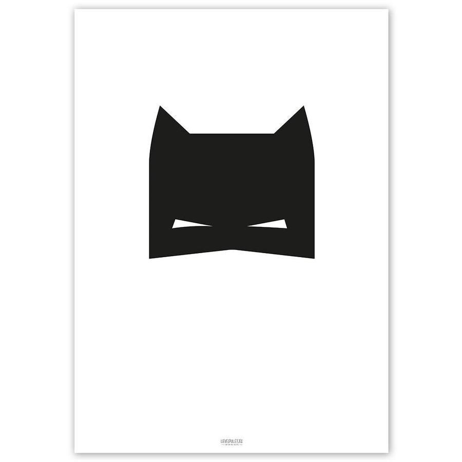 Poster kinderkamer: superheld jongen-4
