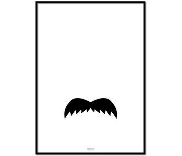 Lievespulletjes Poster snorrenmans