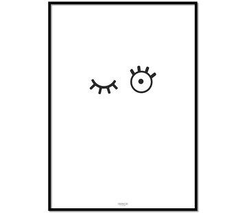 Lievespulletjes Poster kiekeboe