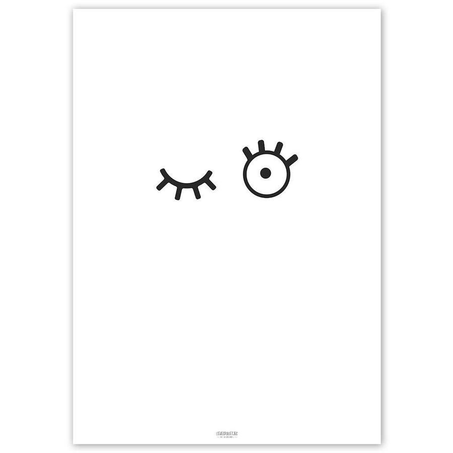 Poster kinderkamer: kiekeboe-3