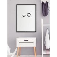 thumb-Poster kinderkamer: kiekeboe-6