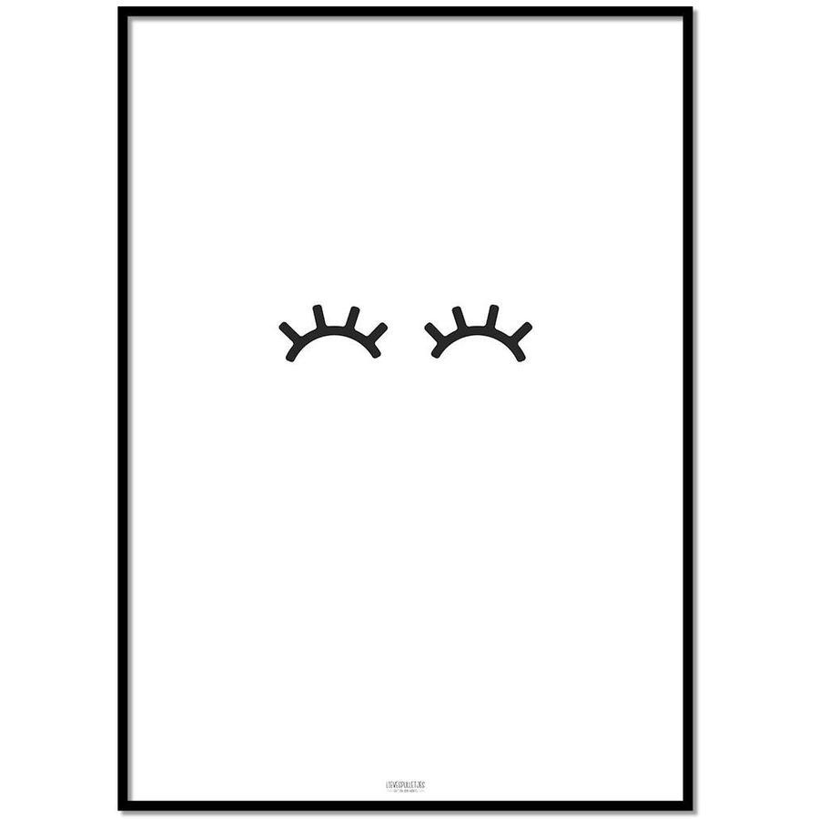 Poster kinderkamer happy wimpers-1
