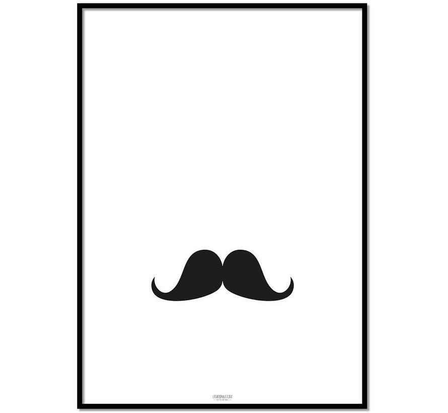 Poster kinderkamer gentleman