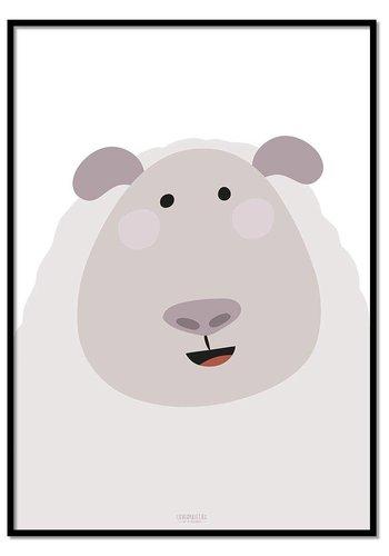 Poster schaap