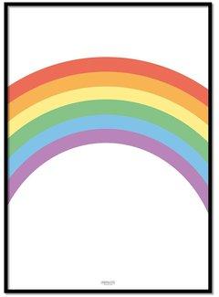 Lievespulletjes Poster regenboog