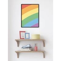 thumb-Poster kinderkamer regenboog-2