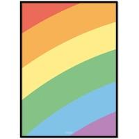 thumb-Poster kinderkamer regenboog-1