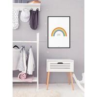 thumb-Poster kinderkamer regenboog love-2