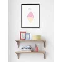 thumb-Poster babykamer spekkie met tekst-3