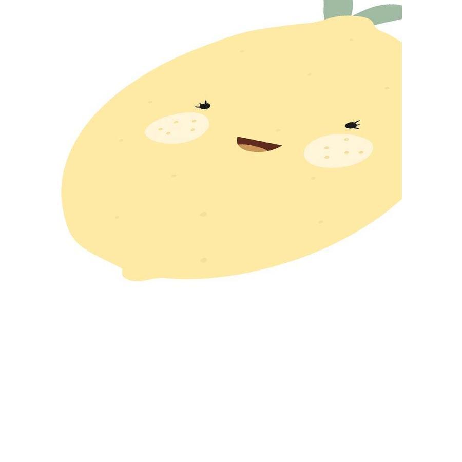 Poster babykamer citroen-6