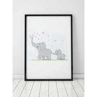 thumb-Roy Korpel original olifantje in het bos-3