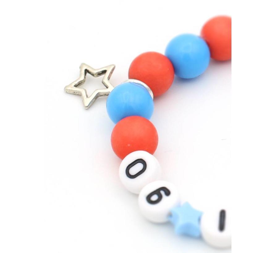 SOS kinderarmband nr1