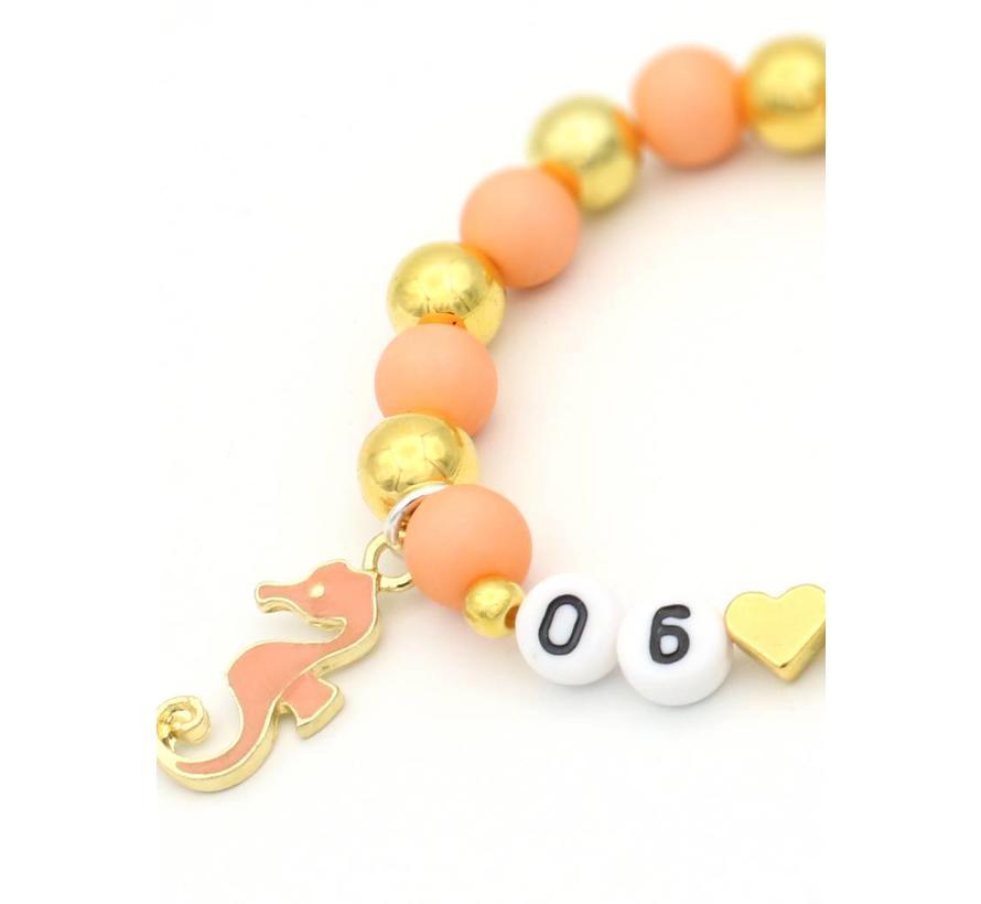 SOS kinderarmband nr9