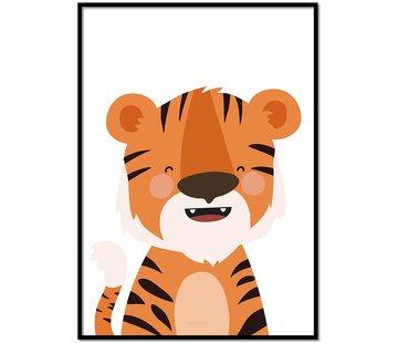 Lievespulletjes Poster tijger