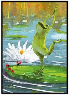 Lievespulletjes De vrolijke kikker