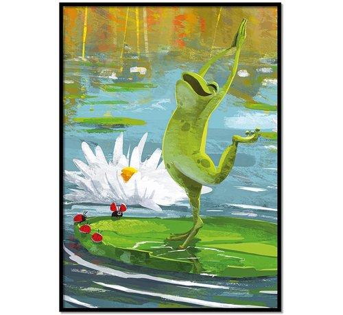 Lievespulletjes Roy Korpel original - de vrolijke kikker