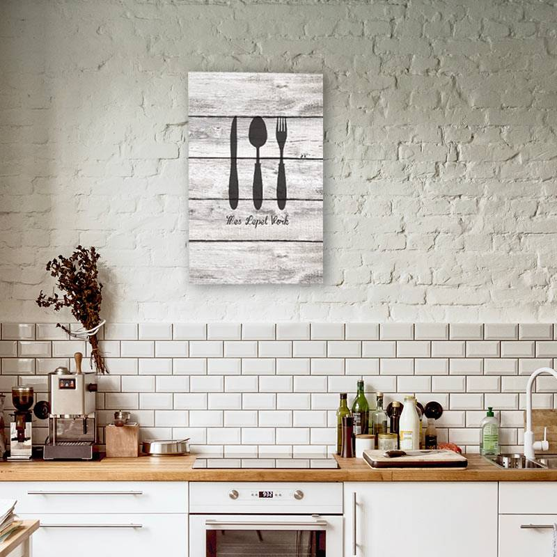Canvas keuken
