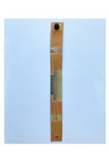 armband graphi-zilveren print #1