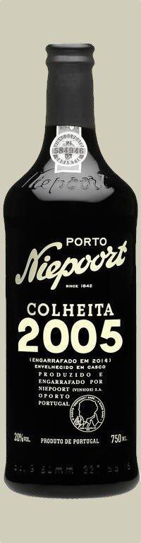 Niepoort Port Port Colheita 2005