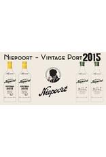 Niepoort Port Vintage port 2015 in 375 ml fles