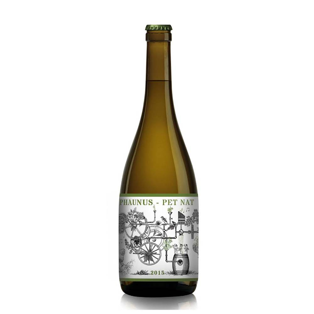 Aphros wines Phaunus Pet Nat Loureiro 2016