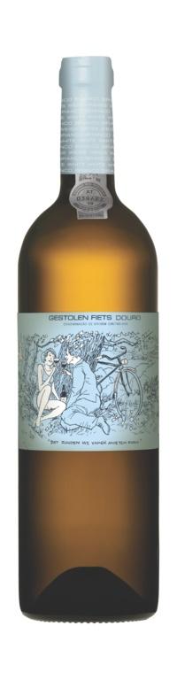 Niepoort (wijn) Fabulous Gestolen Fiets wine 2018 white