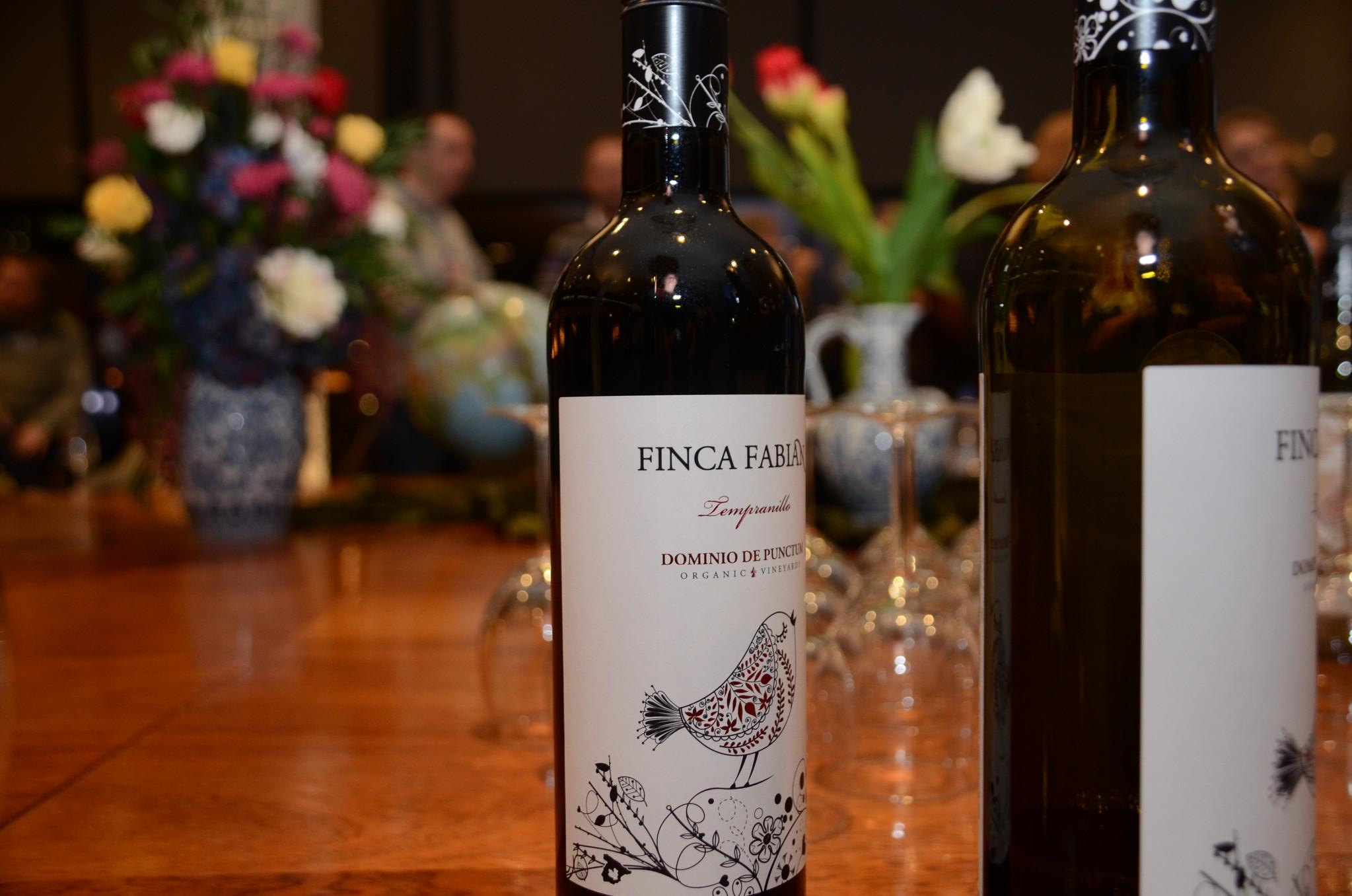 Biologische wijn Finca Fabian