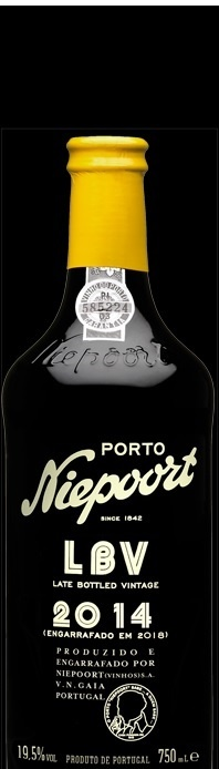 Niepoort Port LBV port 2014