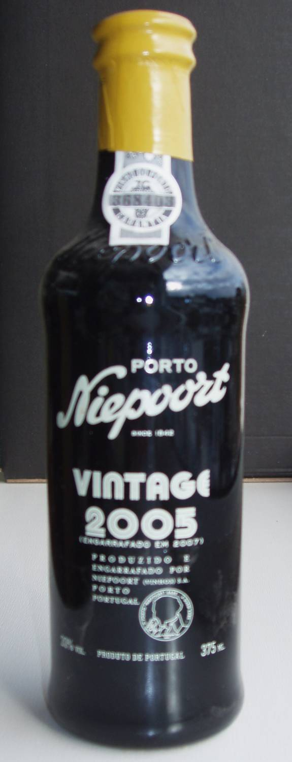 Niepoort Port Vintage port 2005- 375ml