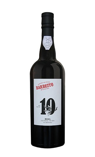 Barbeito Madeira BOAL 10 years old