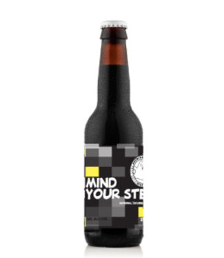 Uiltje Brewing co. Mind your step 2017