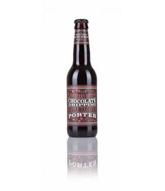Flying Dutchman Raspberry Dipping Chocolate Dripping Super Trouper Porter