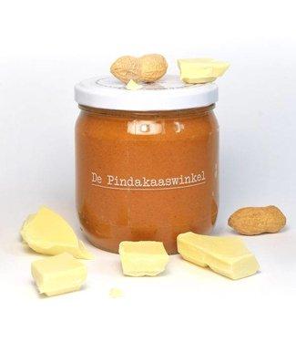 De Pindakaaswinkel Peanutbutter with white chocolate