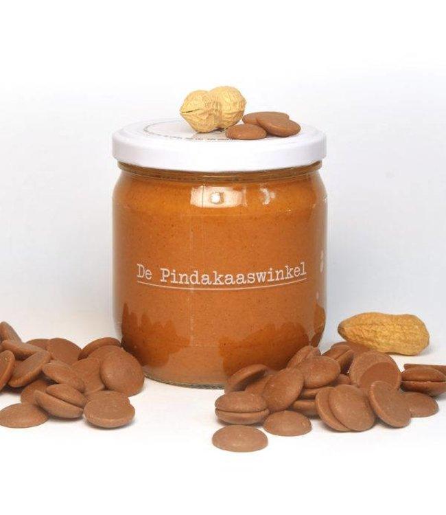 De Pindakaaswinkel Peanutbutter with Chocolate Caramel
