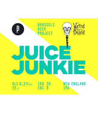 Brussels Beer Project Juice Junkie