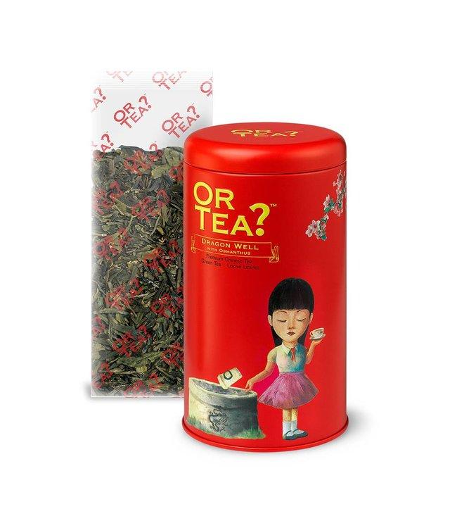 Or Tea? Dragon Well - groene thee-