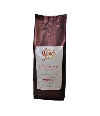 Geels Espresso Venetië 1kg.