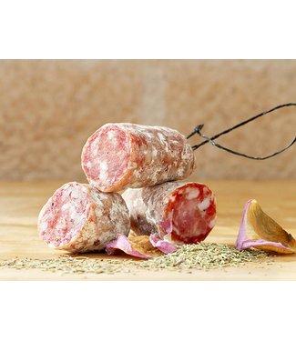 Brandt & Levie Rosemary dried sausage 150 gram