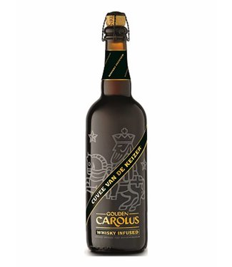 Gouden Carolus Cuvee van de Keizer Whisky infused - bottle 75 cl