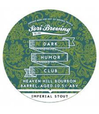 Sori Brewing Dark Humor Club - Heaven Hill BA