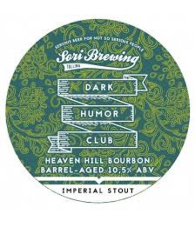 Sori Brewing Dark Humor Club - Heaven Hill BA